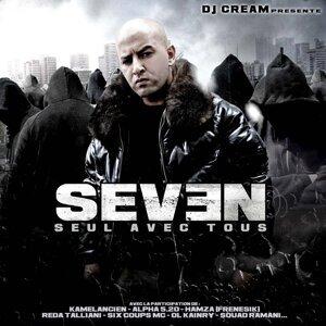 Seven, DJ Cream 歌手頭像