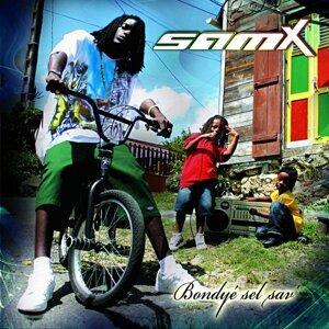 SamX 歌手頭像