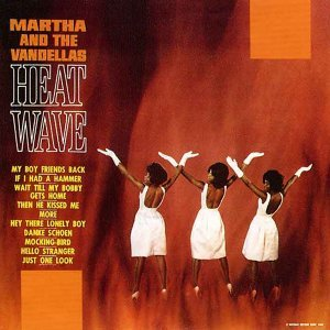 Martha Reeves & The Vandellas 歌手頭像