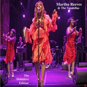 Martha Reeves & The Vandellas アーティスト写真