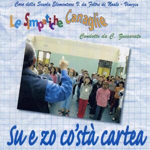 Le Simpatiche Canaglie - Coro della Scuola Elementare V. da Feltre 歌手頭像