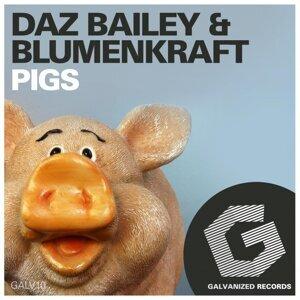 Daz Bailey & Blumenkraft