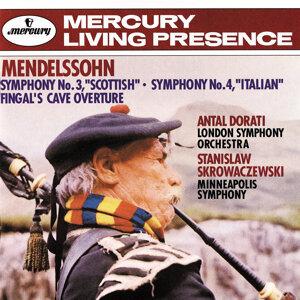 London Symphony Orchestra,Stanislaw Skrowaczewski,Antal Doráti,Minneapolis Symphony Orchestra 歌手頭像