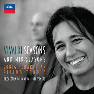 Pietro Tonolo,Sonig Tchakerian,Orchestra di Padova e del Veneto 歌手頭像