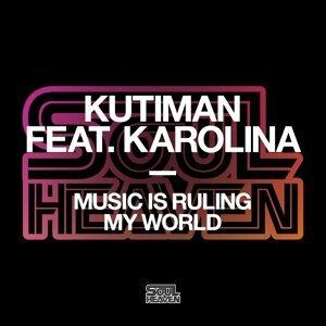 Kutiman featuring Karolina 歌手頭像