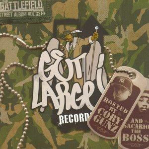 The battlefield... Street album vol.3 歌手頭像