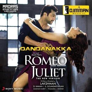 D. Imman & Anirudh Ravichander 歌手頭像