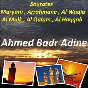 Ahmed Badr Adine 歌手頭像