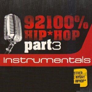 92100 Hip-Hop Part 3 - Intrumentals 歌手頭像
