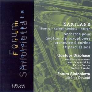 Forum Sinfonietta, Quatuor Diaphase 歌手頭像