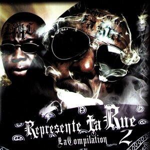 Represente Ta Rue : V2 歌手頭像