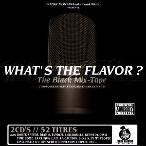 What's the Flavor? - The Black Mix-Tape 歌手頭像