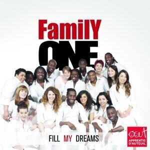 Family One 歌手頭像
