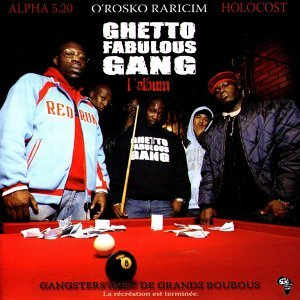 Ghetto Fabulous Gang 歌手頭像