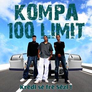 Kompa 100 limit 歌手頭像