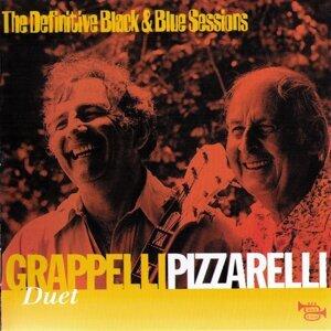 Stéphane Grappelli, Bucky Pizzarelli 歌手頭像