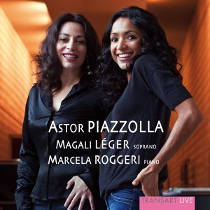 Marcela Roggeri, Magali Léger 歌手頭像