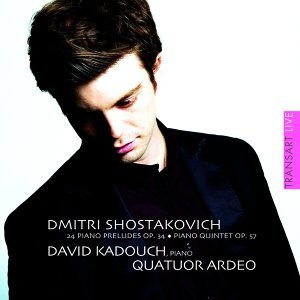 David Kadouch, Quatuor Ardeo 歌手頭像