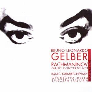 Bruno Leonardo Gelber, Isaac Karabtchevsky, Orchestra della Svizzera Italiana 歌手頭像