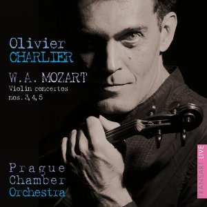 Olivier Charlier, Prague Chamber Orchestra