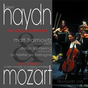 Matt Haimovitz, Stefan Sanderling, Orchestre de Bretagne 歌手頭像