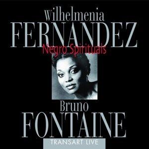 Wilhelmenia Fernandez, Bruno Fontaine 歌手頭像