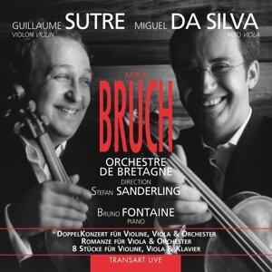 Guillaume Sutre, Miguel da Silva, Bruno Fontaine, Stefan Sanderling, Orchestre de Bretagne 歌手頭像