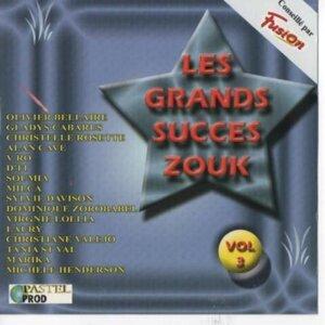 Les grands succès zouk, Vol. 3 歌手頭像