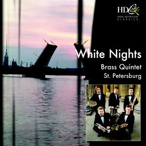 White Nights Brass Quintet Saint Petersburg 歌手頭像