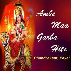 Chandrakant, Payal 歌手頭像