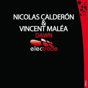 Nicolas Calderón, Vincent Maléa 歌手頭像