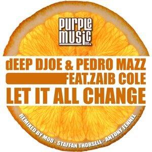 Deep Djoe, Pedro Mazz 歌手頭像