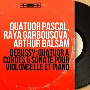 Quatuor Pascal, Raya Garbousova, Arthur Balsam 歌手頭像