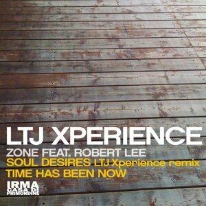Ltj X-perience, Zone 歌手頭像