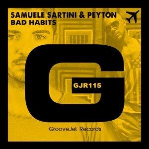 Samuele Sartini, Peyton 歌手頭像