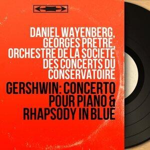 Daniel Wayenberg, Georges Prêtre, Orchestre de la Société des concerts du Conservatoire 歌手頭像