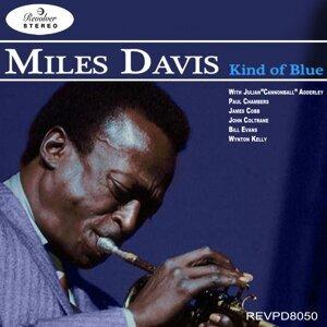 Miles Davis, Julian Adderly, Paul Chambers, James Cobb, John Coltrane, Bill Evans, Wynton Kelly 歌手頭像