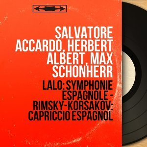 Salvatore Accardo, Herbert Albert, Max Schönherr 歌手頭像