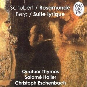 Salomé Haller, Christoph Eschenbach, Quatuor Thymos 歌手頭像