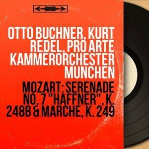 Otto Büchner, Kurt Redel, Pro Arte Kammerorchester München 歌手頭像