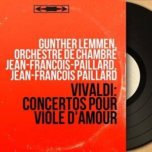 Günther Lemmen, Orchestre de chambre Jean-François-Paillard, Jean-François Paillard 歌手頭像