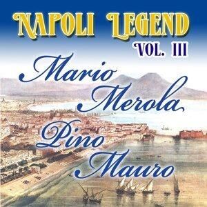 Pino Mauro, Mario Merola 歌手頭像