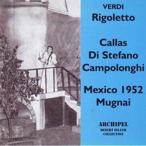 Maria Callas, Giuseppe di Stefano, Piero Campolonghi 歌手頭像