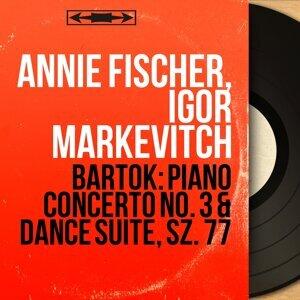 Annie Fischer, Igor Markevitch 歌手頭像