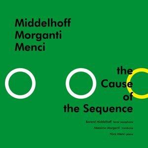 Barend Middelhoff, Massimo Morganti, Nico Menci 歌手頭像