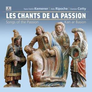 Yann-Fanch Kemener, Aldo Ripoche, Damien Cotty 歌手頭像