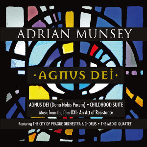 Adrian Munsey, The City of Prague Chorus, The City of Philharmonic Orchestra 歌手頭像