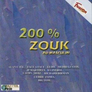 200% zouk au masculin 歌手頭像