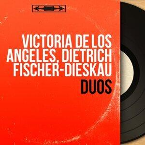 Victoria de los Ángeles, Dietrich Fischer-Dieskau 歌手頭像