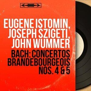 Eugene Istomin, Joseph Szigeti, John Wummer 歌手頭像